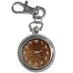 BEAR FUR Key Chain Watches