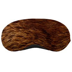BEAR FUR Sleeping Masks