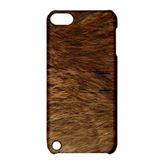 BEAR FUR Apple iPod Touch 5 Hardshell Case with Stand