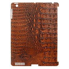ALLIGATOR SKIN Apple iPad 3/4 Hardshell Case (Compatible with Smart Cover)