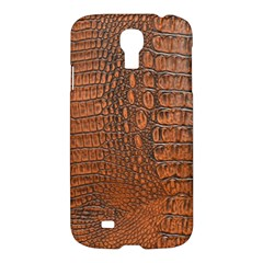ALLIGATOR SKIN Samsung Galaxy S4 I9500/I9505 Hardshell Case