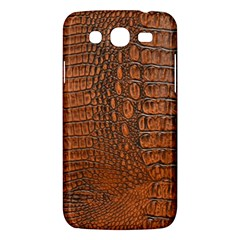 ALLIGATOR SKIN Samsung Galaxy Mega 5.8 I9152 Hardshell Case