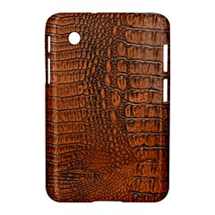 ALLIGATOR SKIN Samsung Galaxy Tab 2 (7 ) P3100 Hardshell Case