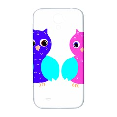 Owl couple  Samsung Galaxy S4 I9500/I9505  Hardshell Back Case