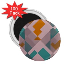 Pieces 2.25  Magnet (100 pack)