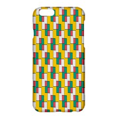 Connected rectangles pattern	Apple iPhone 6 Plus Hardshell Case