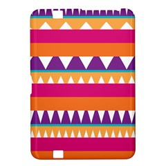 Stripes and peaks Kindle Fire HD 8.9  Hardshell Case