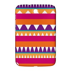 Stripes and peaks Samsung Galaxy Note 8.0 N5100 Hardshell Case