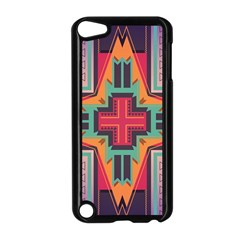 Tribal star Apple iPod Touch 5 Case (Black)