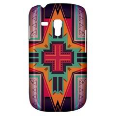 Tribal star Samsung Galaxy S3 MINI I8190 Hardshell Case