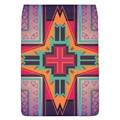Tribal star Removable Flap Cover (L)