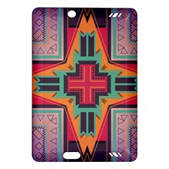 Tribal star Kindle Fire HD (2013) Hardshell Case