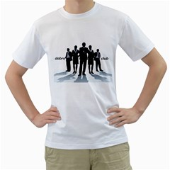 sales-team Men s T-Shirt (White)