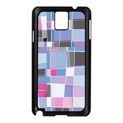 Patches  Samsung Galaxy Note 3 N9005 Case (Black)