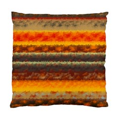 Fading shapes texture Standard Cushion Case (Two Sides)