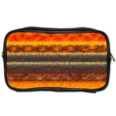 Fading shapes texture Toiletries Bag (One Side)