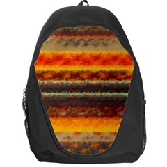 Fading shapes texture Backpack Bag