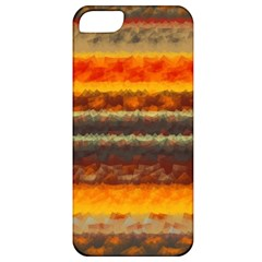 Fading shapes texture Apple iPhone 5 Classic Hardshell Case