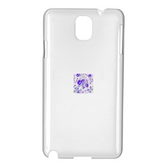 Bluefloral Samsung Galaxy Note 3 N9005 Hardshell Case
