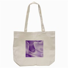 Colors In Motion, Lilac Tote Bag (Cream)