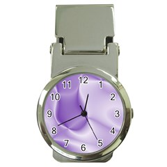 Colors In Motion, Lilac Money Clip Watches