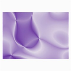 Colors In Motion, Lilac Large Glasses Cloth