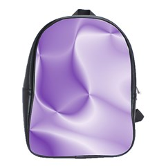 Colors In Motion, Lilac School Bags(Large)