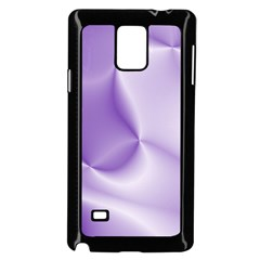 Colors In Motion, Lilac Samsung Galaxy Note 4 Case (Black)