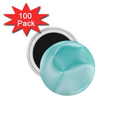 Colors In Motion,teal 1.75  Magnets (100 pack)
