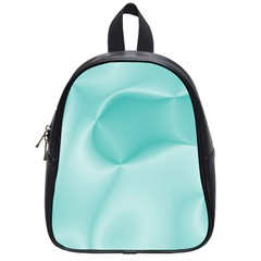 Colors In Motion,teal School Bags (Small)