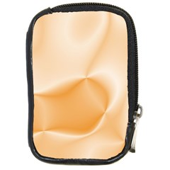 Colors In Motion,peach Compact Camera Cases