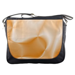 Colors In Motion,peach Messenger Bags