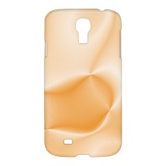 Colors In Motion,peach Samsung Galaxy S4 I9500/I9505 Hardshell Case