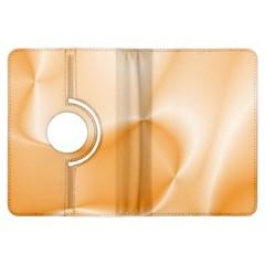 Colors In Motion,peach Kindle Fire HDX Flip 360 Case