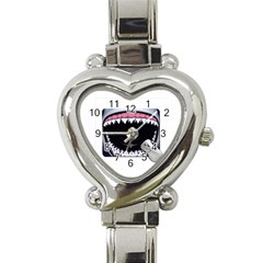 Collage Mousepad Heart Italian Charm Watch