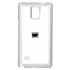 Collage Mousepad Samsung Galaxy Note 4 Case (White)