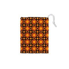 Cute Pretty Elegant Pattern Drawstring Pouches (XS)