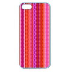 Pattern 1576 Apple Seamless iPhone 5 Case (Color)