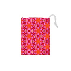 Cute Pretty Elegant Pattern Drawstring Pouches (XS)