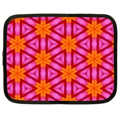 Cute Pretty Elegant Pattern Netbook Case (Large)