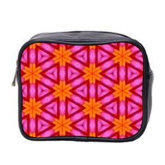 Cute Pretty Elegant Pattern Mini Toiletries Bag 2-Side
