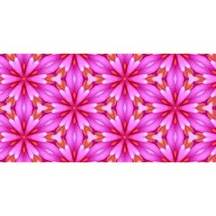 Cute Pretty Elegant Pattern You Are Invited 3d Greeting Card (8x4)