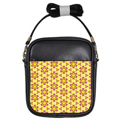 Cute Pretty Elegant Pattern Girls Sling Bags