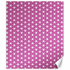 Cute Pretty Elegant Pattern Canvas 20  x 24