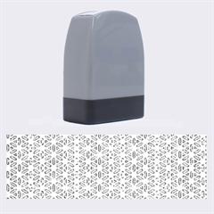 Cute Pretty Elegant Pattern Name Stamps