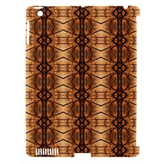 Faux Animal Print Pattern Apple iPad 3/4 Hardshell Case (Compatible with Smart Cover)