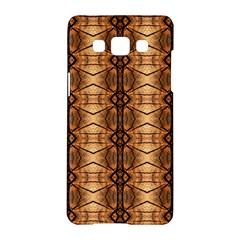 Faux Animal Print Pattern Samsung Galaxy A5 Hardshell Case