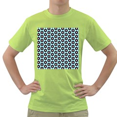 Cute Pretty Elegant Pattern Green T Shirt