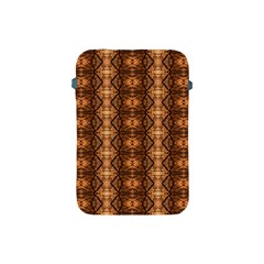 Faux Animal Print Pattern Apple iPad Mini Protective Soft Cases
