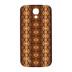 Faux Animal Print Pattern Samsung Galaxy S4 I9500/I9505  Hardshell Back Case